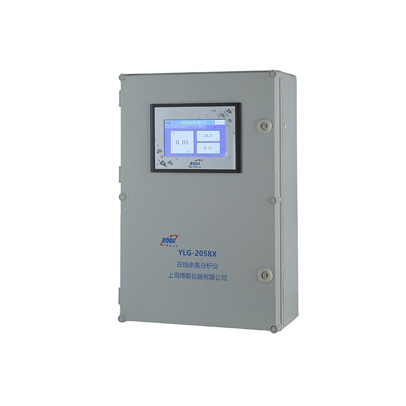 YLG-2058X Residual Chlorine Meter