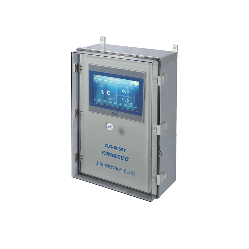 CLG-6059T Residual Chlorine Meter