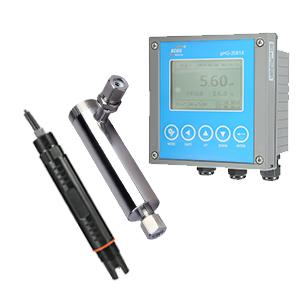 pure water ph meter