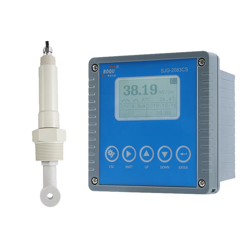 SJG-2083CS Online Sulfuric Acid (H2SO4) Concentration Meter