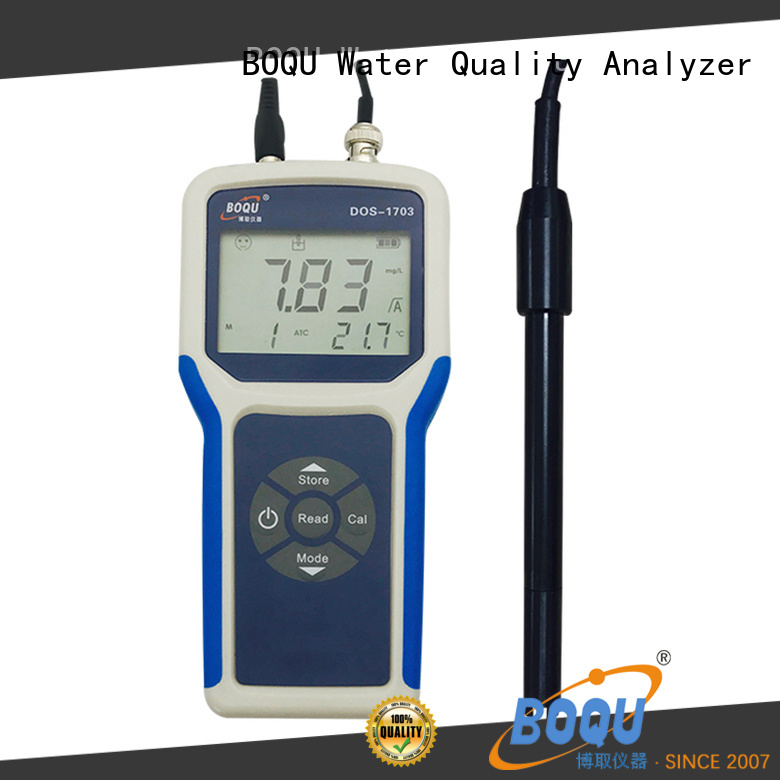 BOQU intelligent portable do meter factory direct supply for water protection