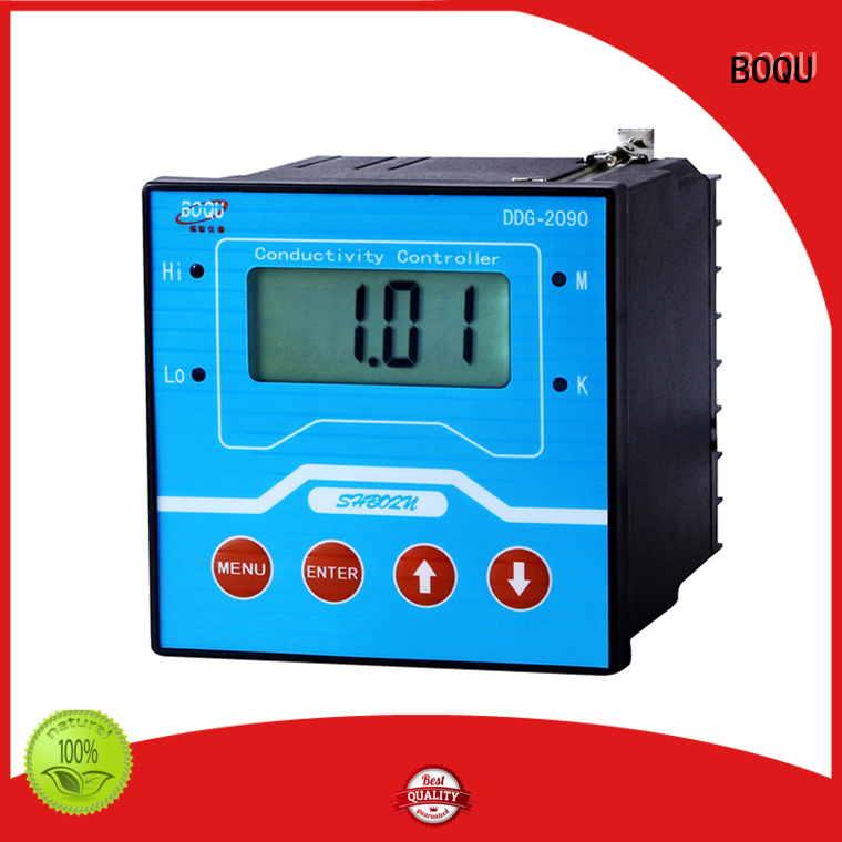 BOQU high precision conductivity meter supplier for thermal power plants