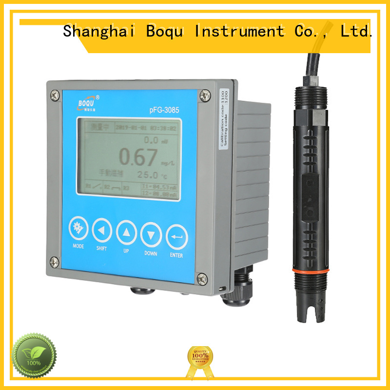 BOQU ion meter manufacturer for industrial waste water