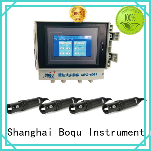 BOQU water quality meter supplier for industrial rivers