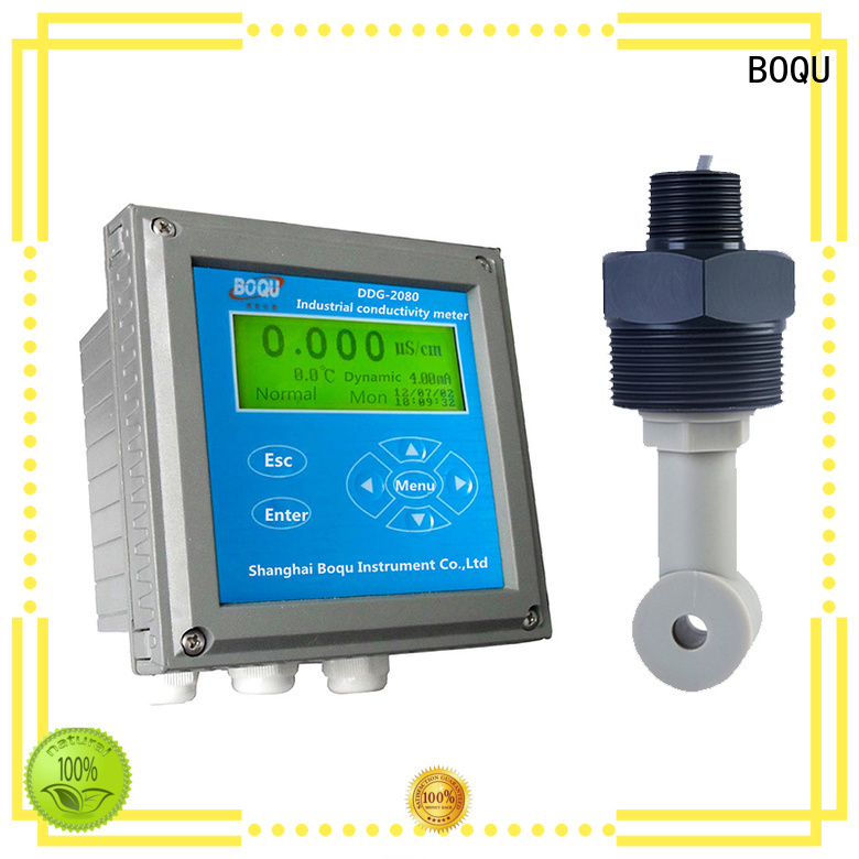 quality alkali concentration meter series for water plant