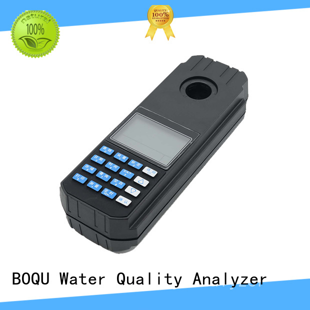 top portable residual chlorine meter suppliers for wastewater treatment plants