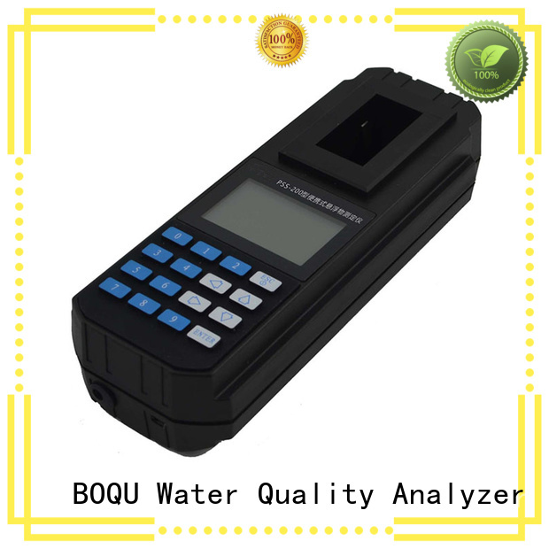 BOQU cost-effective portable suspended solids meter wholesale for research institutes