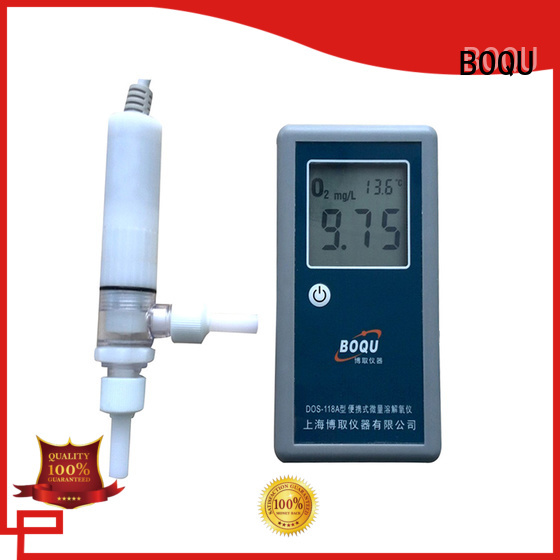 BOQU optical portable dissolved oxygen meter series for water supply