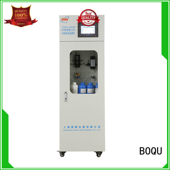 BOQU cod analyser factory direct supply for industrial wastewater