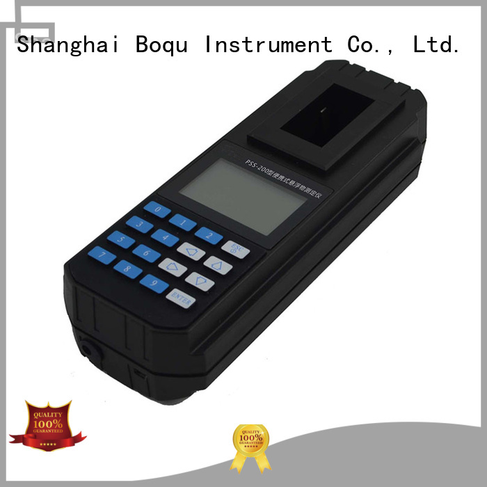 BOQU convenient portable suspended solids meter manufacturer for surface water