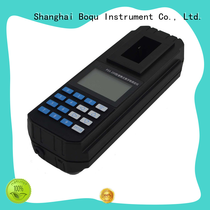 BOQU portable tss meter with good price for surface water