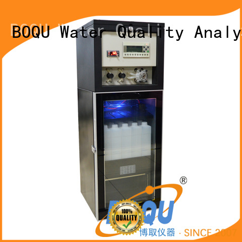 BOQU water quality sampler suppliers for drainage management