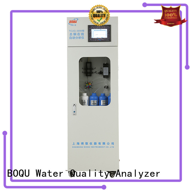 BOQU cod analyzer with good price for industrial wastewater