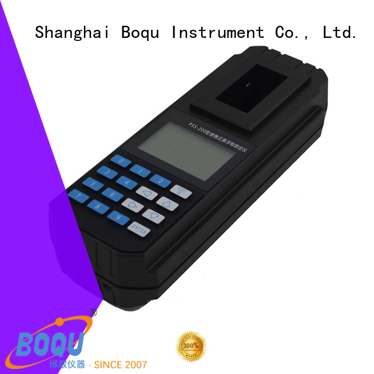 stable portable tss meter manufacturer for surface water