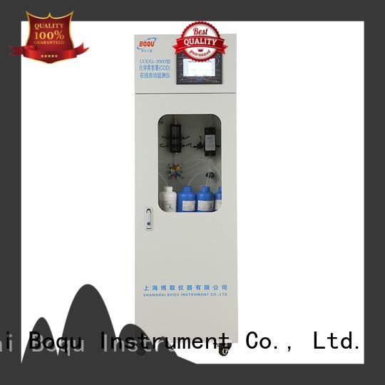 BOQU convenient cod analyser series for industrial wastewater