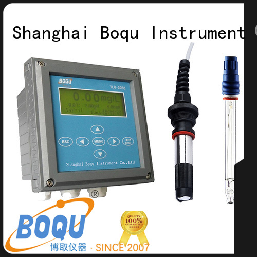 multi-parameter display chlorine analyzer directly sale for water plants
