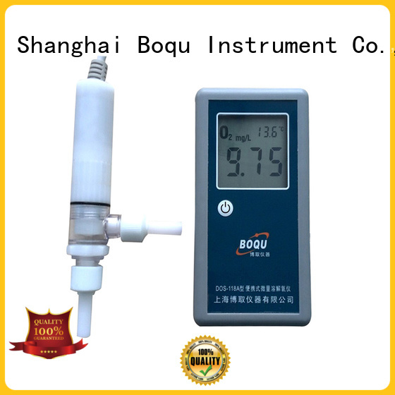 intelligent portable do meter supplier for water quality