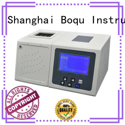 BOQU safe cod analyzer manufacturer for monitoring water pollution