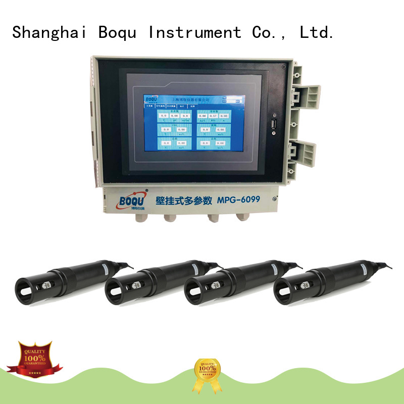 BOQU water quality meter series for water quality analysis