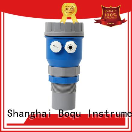 BOQU high precision ultrasonic level sensor series for chemical