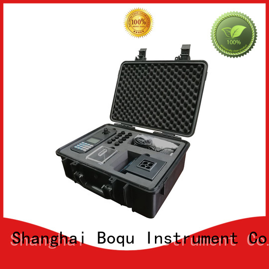 BOQU top portable ammonia analyzer factory for surface water