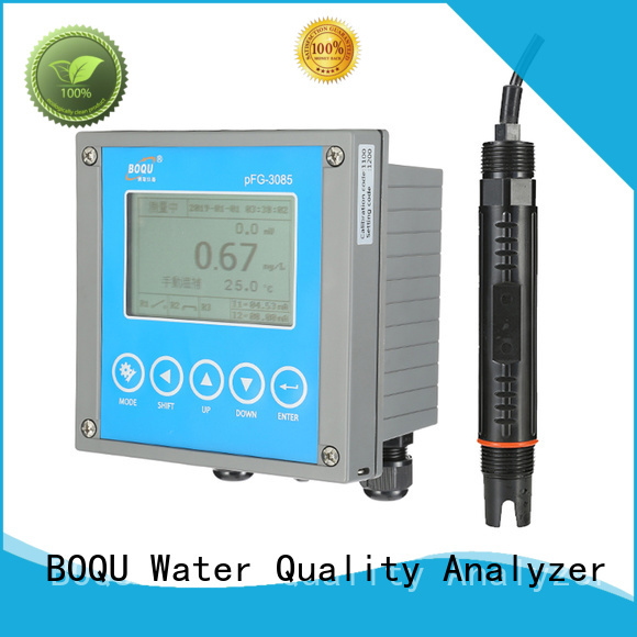 BOQU industrial water hardness meter directly sale for drinking water