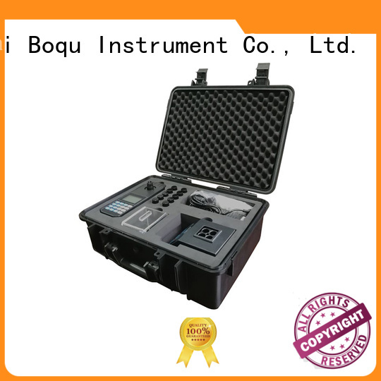 BOQU custom portable cod analyzer factory for surface water