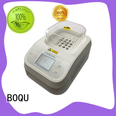 BOQU reliable cod analyzer series for waste water application