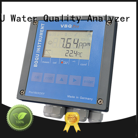 BOQU dissolved oxygen meter series for aquariums
