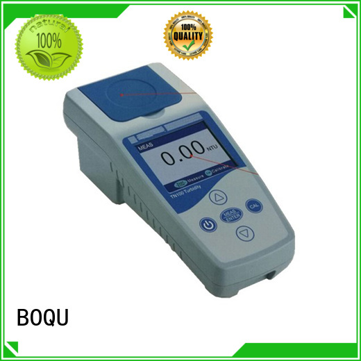 BOQU portable suspended solids meter series for industrial waste water