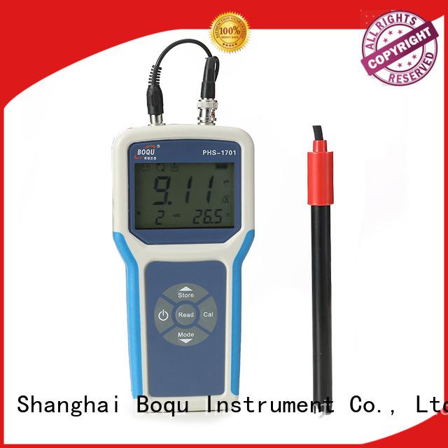 waterproof portable ph/orp meter directly sale for field sampling