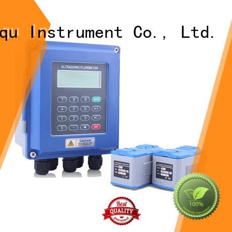 BOQU ultrasonic flow meter factory for waste water application