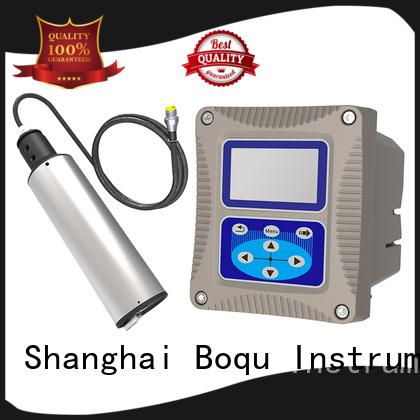 BOQU suspended solid meter manufacturer for water plant