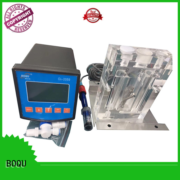BOQU dissolved ozone analyzer factory direct supply for swimming pool
