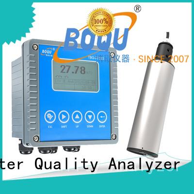BOQU tss meter manufacturer for standard drinking water