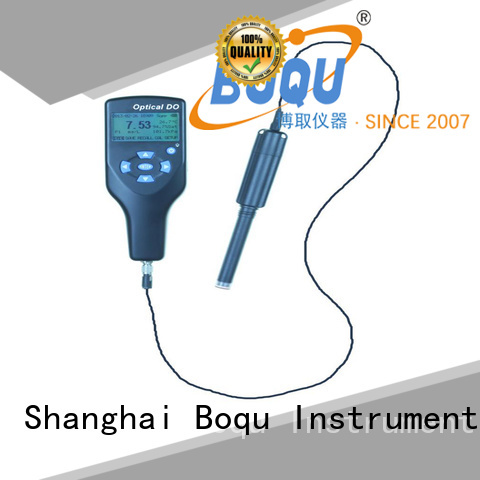 BOQU portable dissolved oxygen meter factory direct supply for water quality