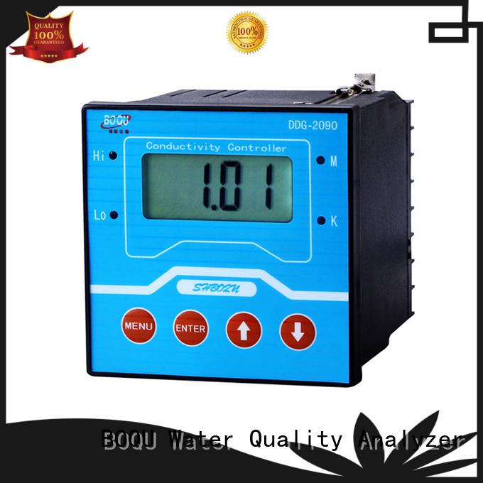 BOQU excellent online conductivity meter supplier for waste water