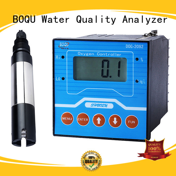 portable dissolved oxygen analyzer manufacturer for food production