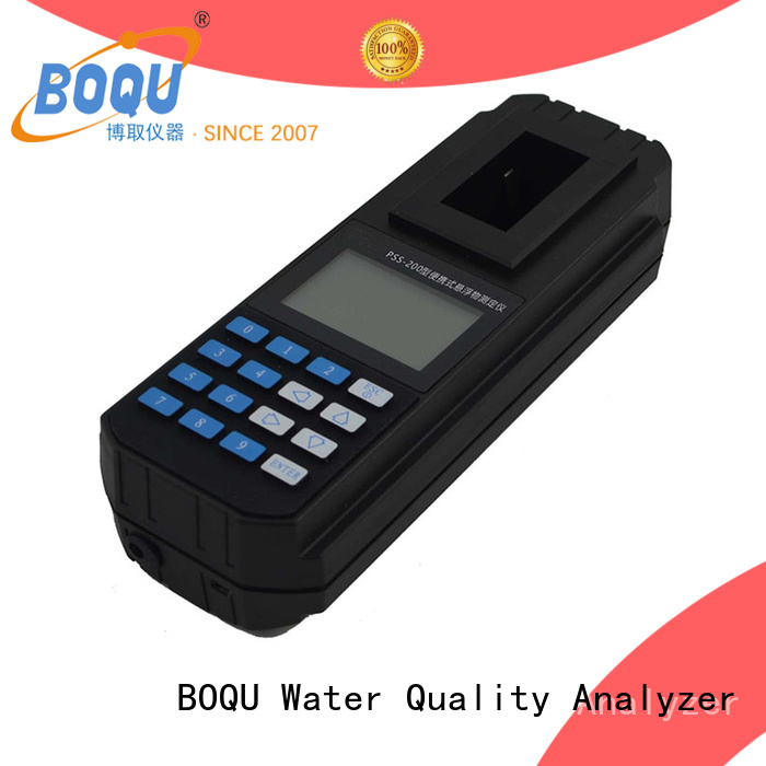 BOQU accurate portable suspended solids meter directly sale for industrial waste water
