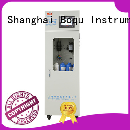 BOQU professional cod analyser directly sale for industrial wastewater treatment