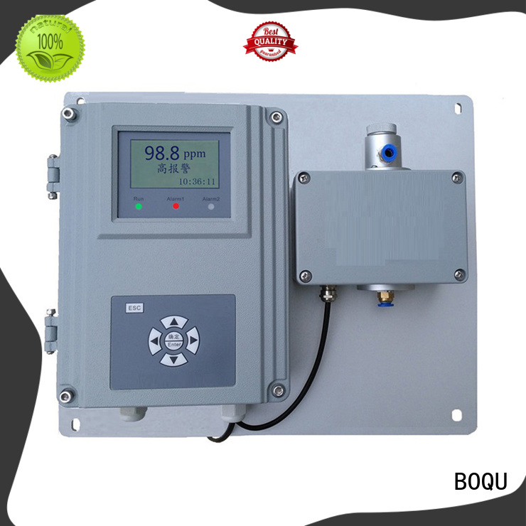 BOQU reliable oil in water analyser supplier for river channel