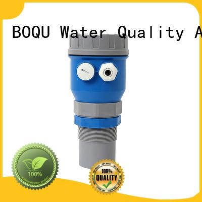 BOQU ultrasonic level sensor directly sale for petroleum