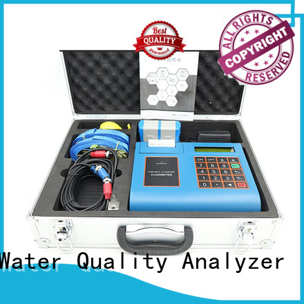 BOQU ultrasonic water flow meter suppliers for waste water application