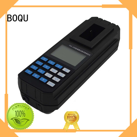 BOQU stable portable suspended solids meter factory direct supply for industrial waste water