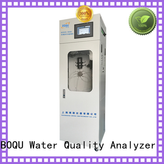BOQU professional cod analyzer factory direct supply for industrial wastewater treatment