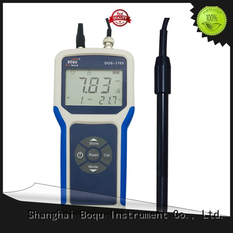 fast response portable dissolved oxygen meter from China for school laboratories