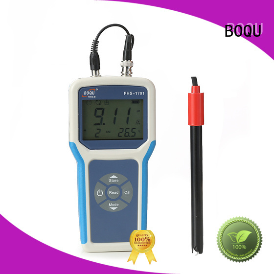 BOQU professional portable ph meter manufacturer for research institutes
