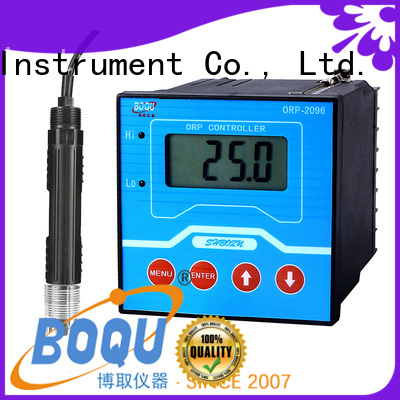 BOQU accurate ph analyzer supplier for chemical laboratory analyses