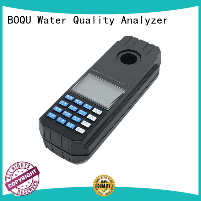 top portable residual chlorine meter residual supply for waste water application