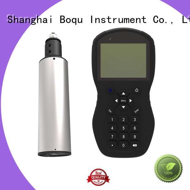BOQU meter portable suspended solids meter manufacturer for research institutes